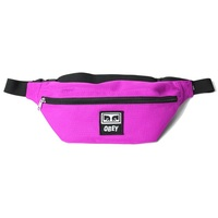 Obey Bumbag Daily Sling Pack Fuchsia