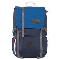 Jansport Backpack Hatchet Red White Blue