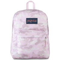 Jansport Backpack Super Break Cotton Candy