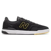 New Balance Mens Skate Shoes NM913 Black Yellow