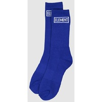 Element Mens Socks 1 Pair Prime Grind Cobalt Socks