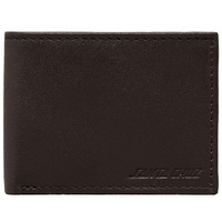 Santa Cruz Classic Strip Slim Leather Wallet