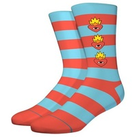 Stance Mens Socks Heartless Large