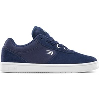 Etnies Kids Skate Shoes Joslin Navy