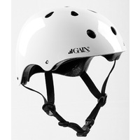 Gain Protection Certified Helmet The Sleeper Gloss White Extra Small to Small