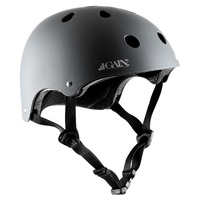 Gain Protection Certified Helmet The Sleeper Matte Grey Small to Medium