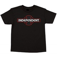 Independent OGBC T-Shirt Youth Size 10 Black