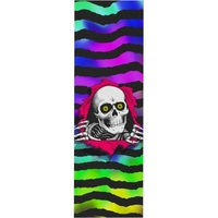 Powell Peralta Skateboard Grip Tape Sheet Ripper Tie Dye 10.5 x 33