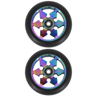 JP Scooters Ninja 110mm Wheel Set Neochrome