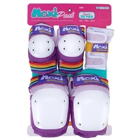 187 Six Pack Pad Set Moxi Lavander Small To Medium