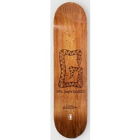 Girl Skateboard Deck One Offs WR38 Bannerot 8.0