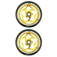 Envy Prodigy S8 120mm Scooter Wheels Set Of 2 Gold