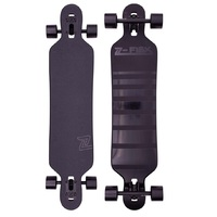 Z-Flex Complete Longboard Skateboard Shadow Lurker Drop Thru