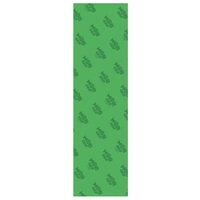 Mob Skateboard Grip Tape Sheet Trans Green Perforated 9 x 33