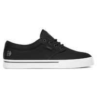 Etnies Mens Skate Shoes Jameson 2 Eco Black White Black