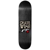 Deathwish Skateboard Deck 8.125 Death And Dying