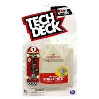 Tech Deck Street Hits World Series Chocolate