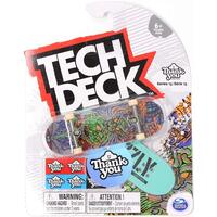 Tech Deck 96mm Fingerboard Thank You Wizard