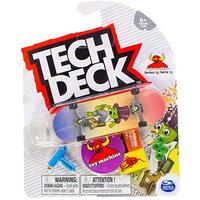Tech Deck 96mm Fingerboard Toy Machine Jeremy Leabres
