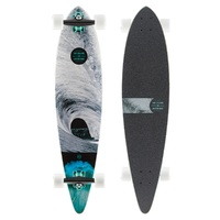 Sector 9 Complete Longboard Skateboard Ray Collins Merchant Complete