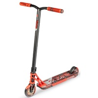 Madd Gear MGX Pro Complete Scooter Black Red