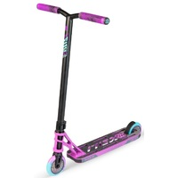 Madd Gear MGX Shredder Complete Scooter Black Purple