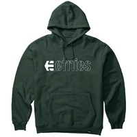 Etnies Ecorp Hoodie Small Hunter Green