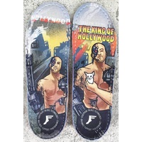 Footprint 7mm Biebel King of Hollywood Insoles Size 8-8.5