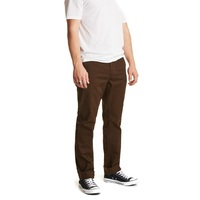 Brixton Reserve Chino Pants Brown Size 30 Mens