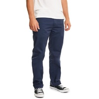 Brixton Labor Chino Pants Washed Navy Size 30 Mens