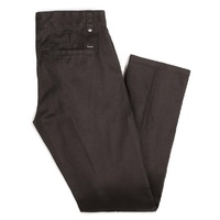 Brixton Fleet Rigid Chino Pants Black Size 36 Mens