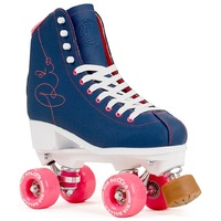 Rio Roller Skates Signature Navy - Size US 10