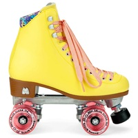 Moxi Roller Skates Beach Bunny Strawberry Lemonade - Size 10