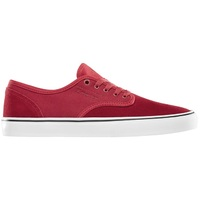 Emerica Mens Skate Shoes Wino Standard Red
