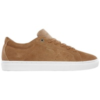 Emerica Mens Skate Shoes Americana Tan White
