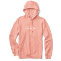 Primitive Hoodie Wave Peach Large