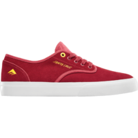 Emerica Mens Skate Shoes Wino Standard Santa Cruz Red White