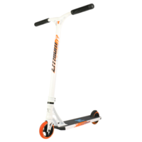 Root Industries Complete Scooter Lithium White Orange