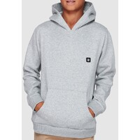 Element Cornell Classic Hoodie Boy A Grey Heather Size 10
