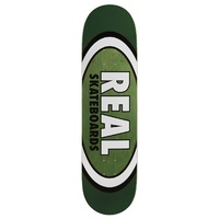 Real Skateboard Deck Am Oval Harry 8.4