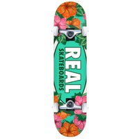 Real Oval Blossoms Complete Skateboard 8.25