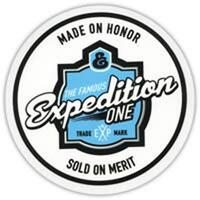 Expedition Gansett Sticker x 1