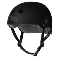 Triple 8 Helmet The Certified Sweatsaver Street Plant Black Rubber Size L/XL Skate Scooter