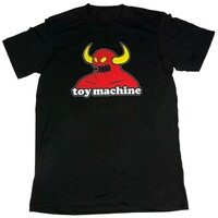 Toy Machine Monster T-Shirt Extra Large Black