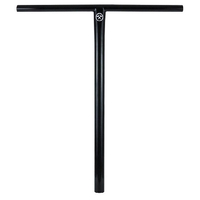 AFFINITY SCOOTER BARS - 660MM - OVERSIZED - BLACK