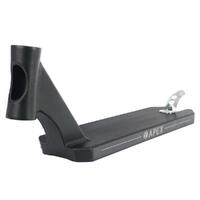 "Apex Scooter Deck 5"" Angled 580mm Black"