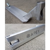 "Apex Scooter Deck 5"" Boxed 600mm Raw"