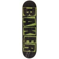Baker Skateboard Deck 7.75 Reynolds Brand Name Chalk