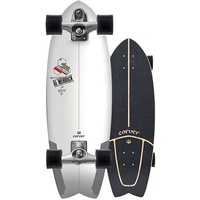 Carver Skateboard Complete - Channel Islands Pod Mod - C7 Trucks Silver