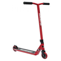 DOMINATOR TROOPER COMPLETE SCOOTER - RED BLACK
